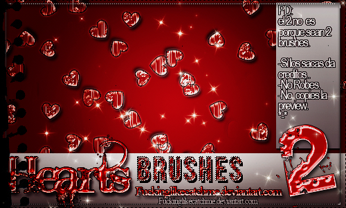 +HeartsBrushes2 by FuckingLikeCatchMe