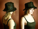 Hat from 18 parts