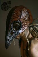 Jackdaw Helmet by Lynfir