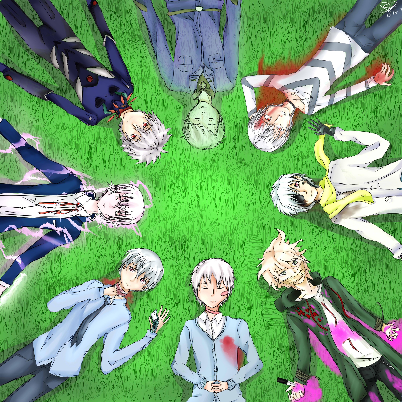 Shrink Anime Boy: White Haired Anime Boys O.o By Spider-8a8e On DeviantArt