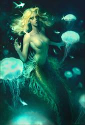 mermaid by Kenoriel
