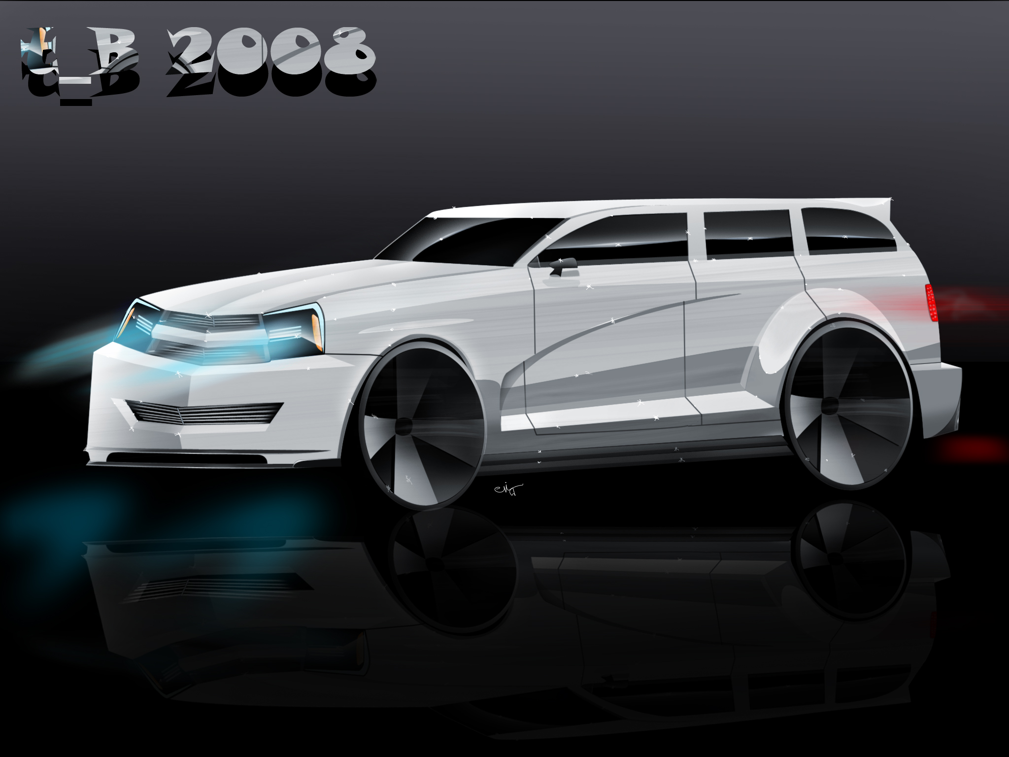 Design For Future Suv By Eliasoo On Deviantart