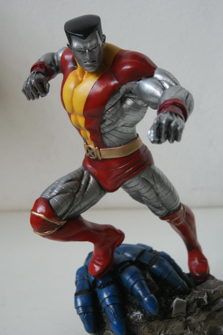 Action Figures: Marvel, DC, etc. Colossus_from_X_men_by_JokerZombie
