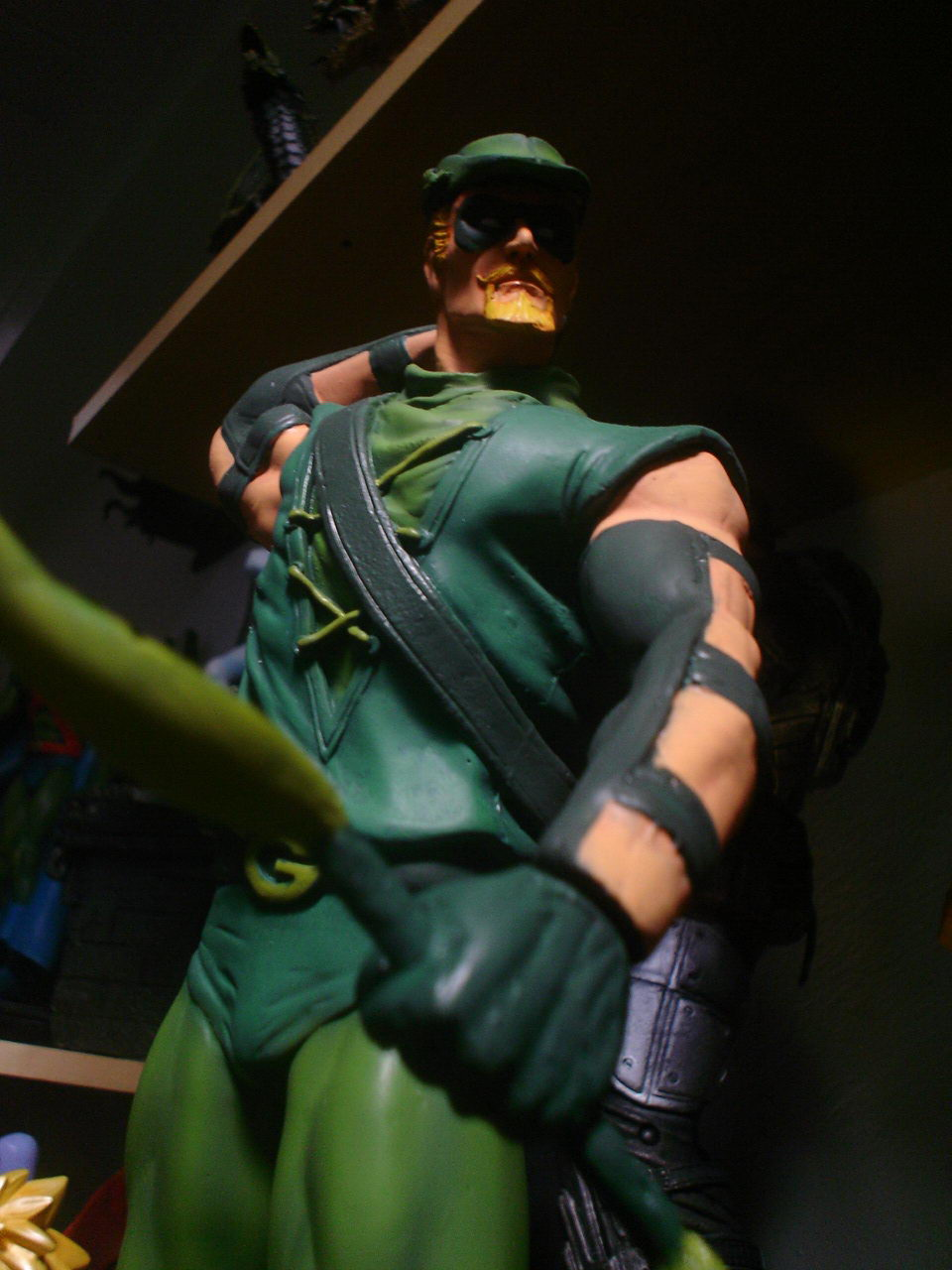 Action Figures: Marvel, DC, etc. Green_arrow_from_dc_comics_by_jokerzombie-d7grkuu