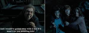Funny Pettigrew