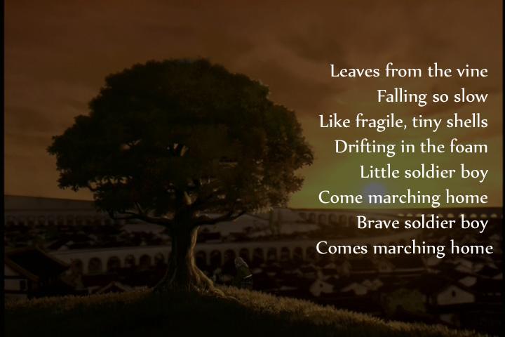 Leaves from the Vine by Azulastalker on DeviantArt