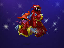 Orko and the Oracle by mct421