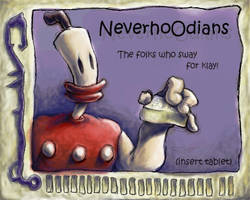 NeverhoOdians ID - Contest by mct421
