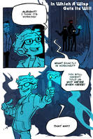 In Which A Wisp Gets Its Will, Page 01 by mct421