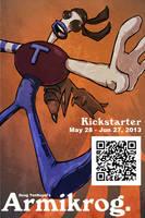 Armikrog Kickstarter by mct421
