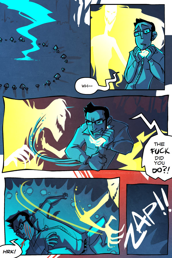 In Which A Wisp Gets Its Will, Page 18 by mct421