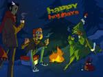A Very Hanna Christmas 2013