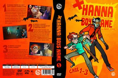 HinaBN DVD Cover Mockup