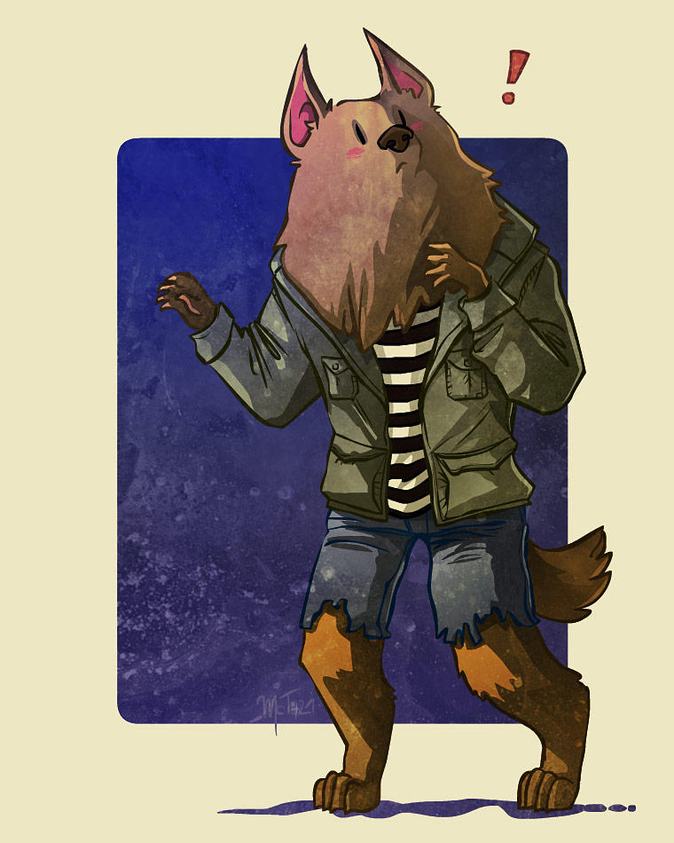 WWDITS - Werewolves! by mct421