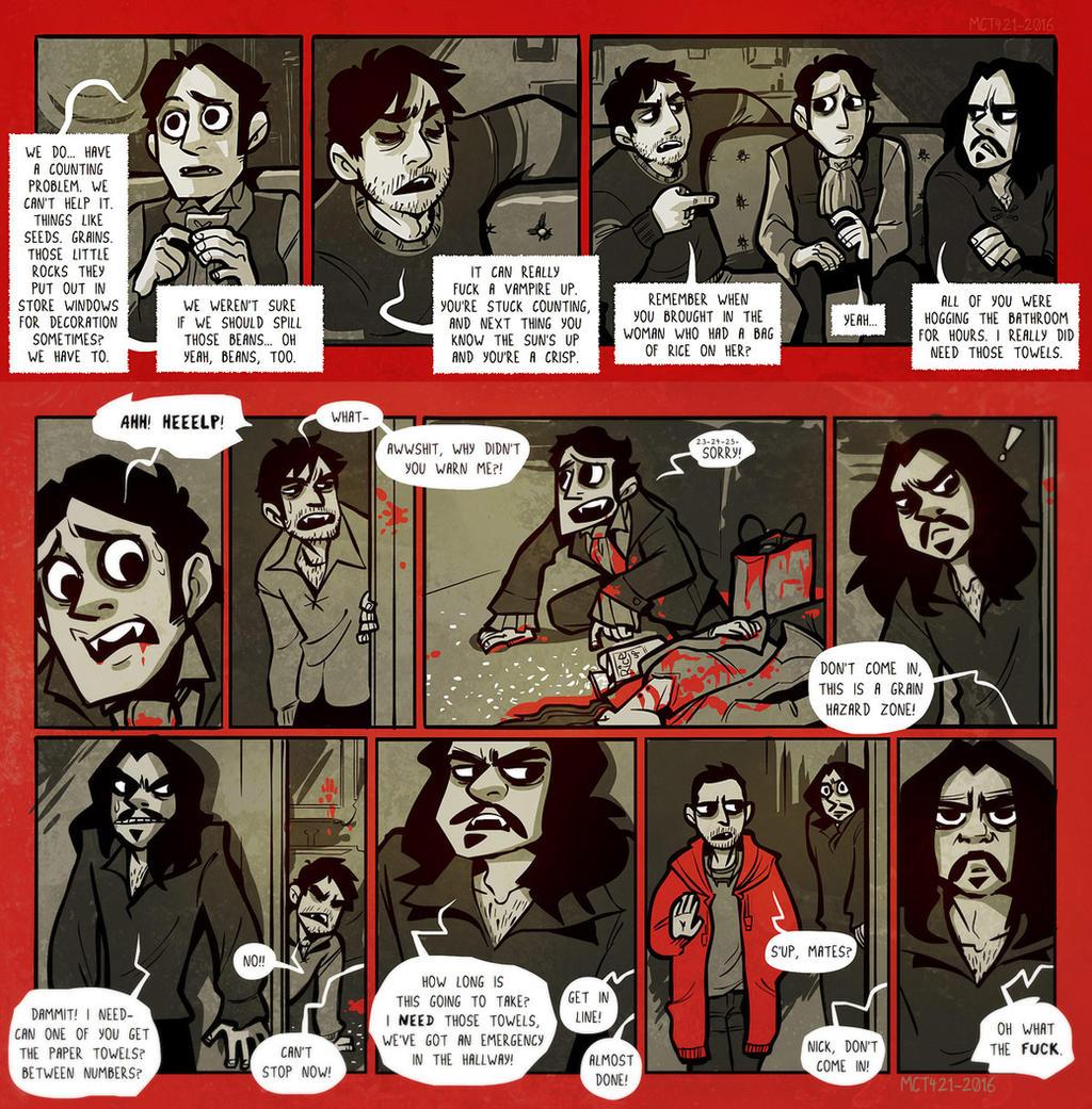 WWDITS - Vampire OCD by mct421