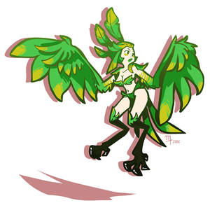 Bravely Second Harpy