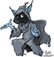 Oszy - Not quite a Trollan by mct421