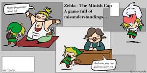 Zelda - Minish Cap Stupids