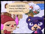 Animal Crossing - Cherries