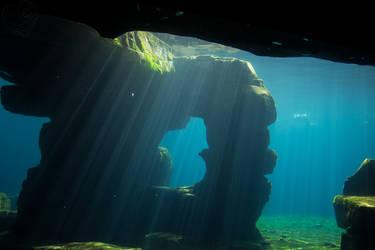 Azure Dreams by DatenTanzBaer