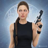 20th Anniversary Lara Croft Tomb Raider