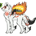 Ammy and Issun by burmalloo