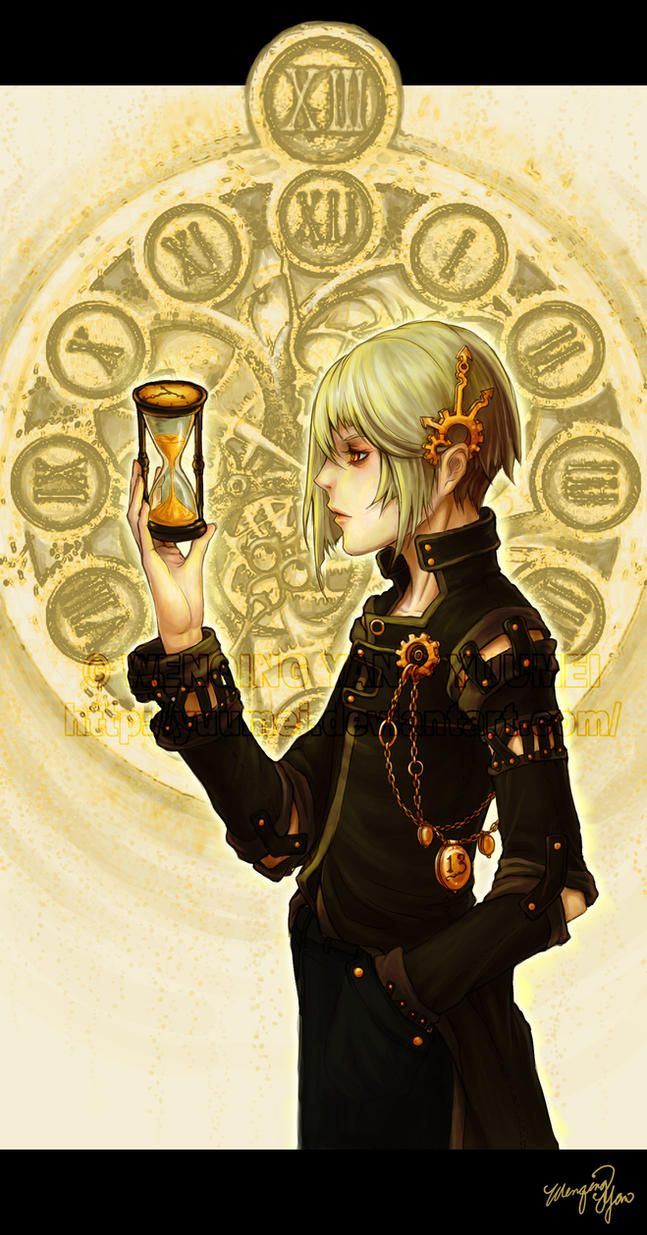 13th Hour by yuumei