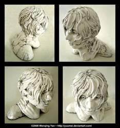 Apathy by yuumei