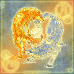 Wolves of Moon and Sun
