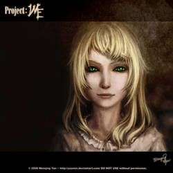 Project WE Promotional Art 3 by yuumei