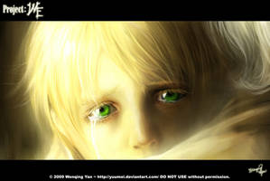 Project WE: Cry on my Shoulder by yuumei