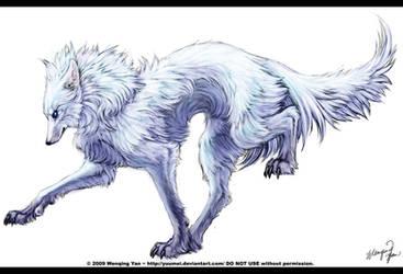 Arctic Warrior by yuumei