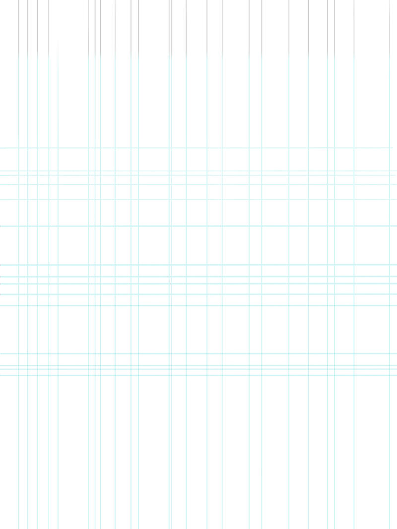 Head Perspective Chart Grid by yuumei