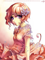 Petals will Fall by yuumei