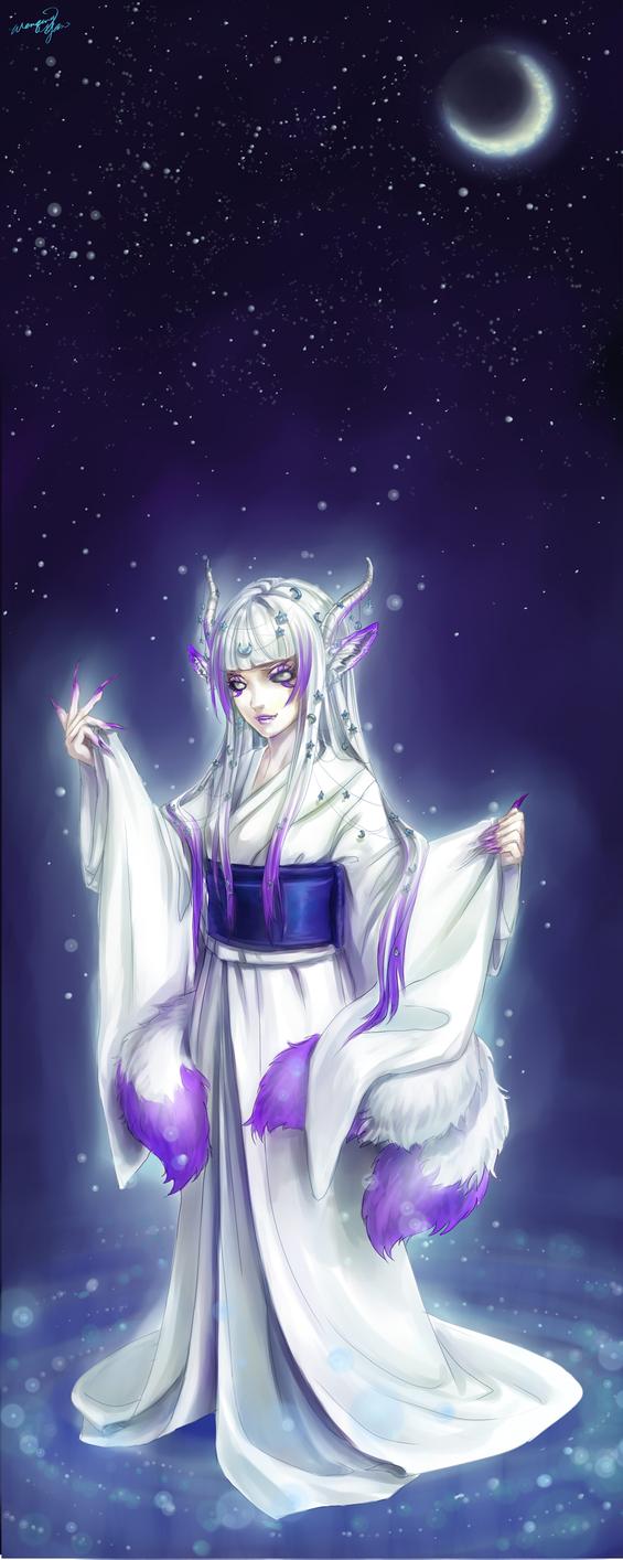 Au'ka Commission by yuumei