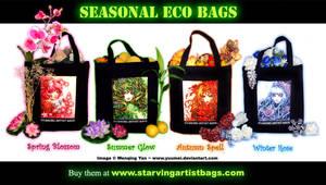 Seasonal Eco Bags Ad