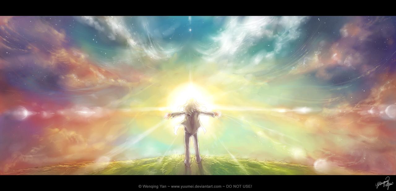 Feel Alive by yuumei