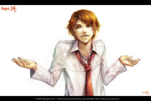 Project WE: Tie Fail by yuumei