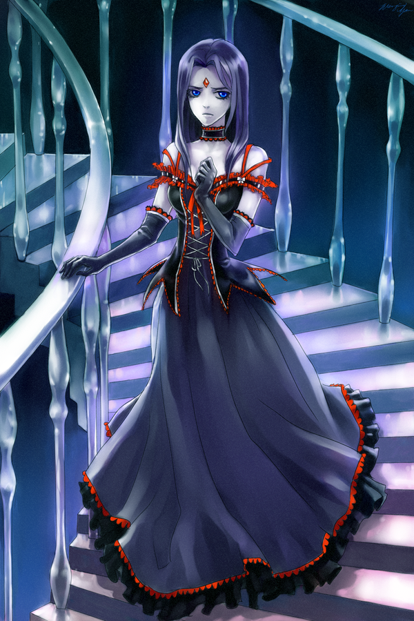 Raven, from Teen Titans, a roleplay on RPG