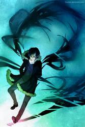 DRRR: Cellphone Shinigami by yuumei