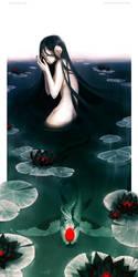 CotWK: Black Water by yuumei