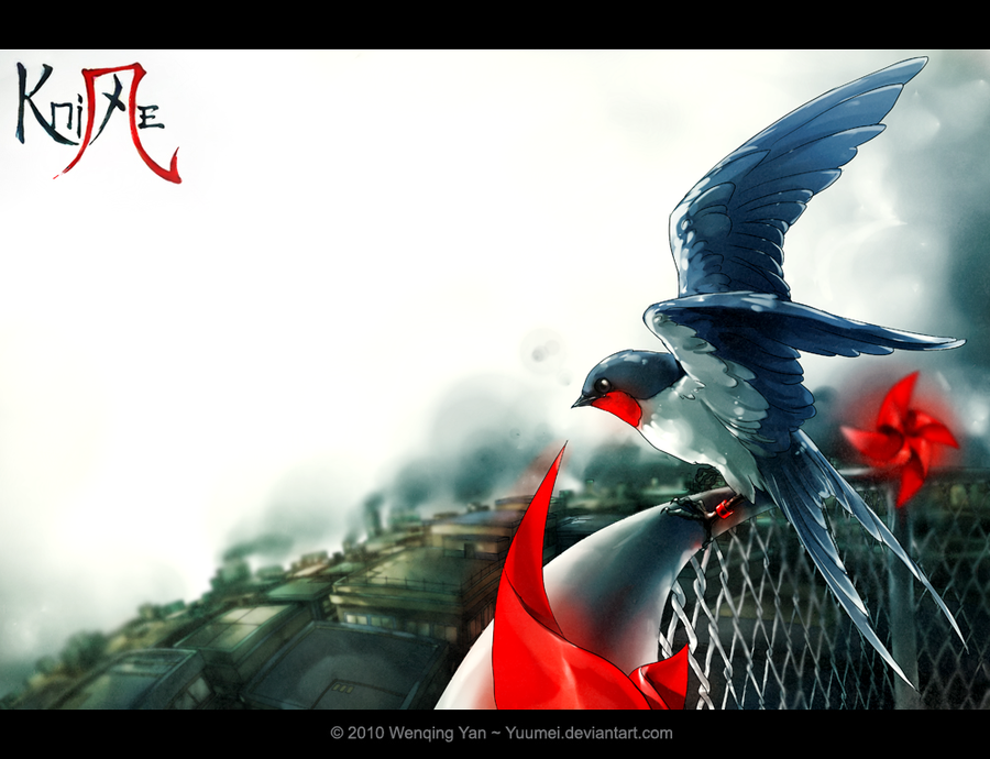 Lectures en ligne: deviantart and co Knite__chapter_2_cover_page_by_yuumei-d2zg9l9