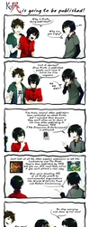 Knite: Big Surprise by yuumei