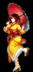 Kintoki Con Mascot Naming 1 by yuumei