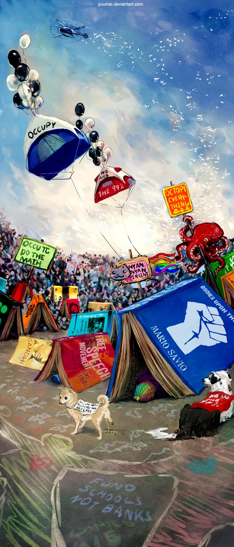 Occupy Imagination