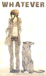 WHATEVER by yuumei