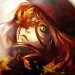 Autumn Massacre by yuumei