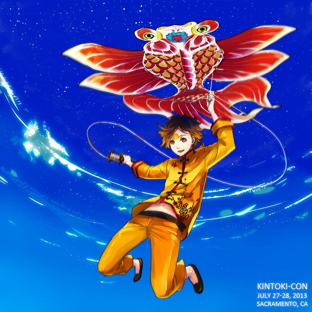 Kintoki-Con 2013 by yuumei