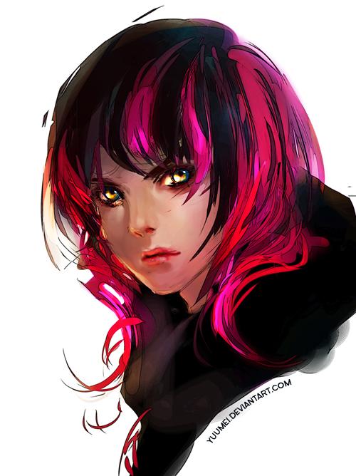 Allie by yuumei