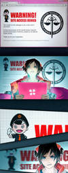 Fisheye Placebo: Ch 0 - Hello World by yuumei